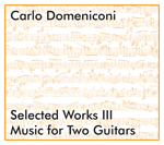 Carlo Domeniconi CD Selected Works 3