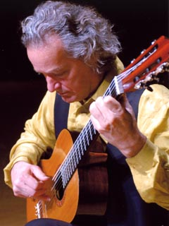 Carlo Domeniconi - composer and guitarist